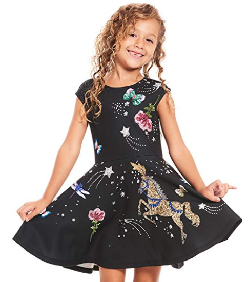 Hannah Banana, Big Girls Tween Embellished Party Dress Color…