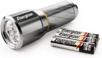 LED Tactical Metal Flashlight by Energizer Ultra Bright High…
