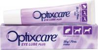 Pet Eye Lube Plus Hyaluron 20g for Dog Cat Horses by OptixCare