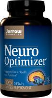 Neuro Optimizer Supports Brain Health and Function by Jarrow Formulas - 120 Capsules