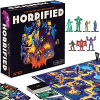 Horrified: Universal Monsters Strategy Board Game by Ravensb…