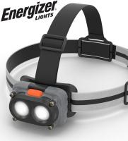 HARD CASE LED Headlamp Flashlight by Energizer High Lumens