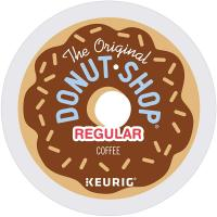 Keurig Single-Serve K-Cup Pods by The Original Donut Shop Regular Medium Roast C…