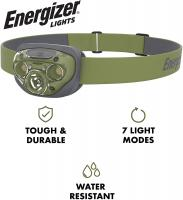 High-Powered LED Headlamp Flashlights by Energizer