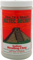 Indian Healing Clay by Aztec Secret - 2 lb. | Deep Pore Cleansing Facial & Body Mask