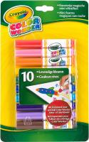 Color Wonder Markers, Mess Free Coloring by Crayola