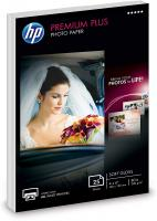 HP Premium Plus Photo Paper by HP - Soft Gloss | 4x6 | 25 Sheets