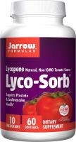 Lyco-Sorb, Supports Prostate & Cardiovascular Health by Jarrow Formulas - 10 mg, 60 Softgels