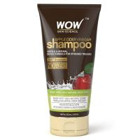 Apple Cider Vinegar Shampoo by WOW - 200 ml