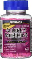 Allergy Medicine and AntihistamineCompare to Active by Kirkland Signature - 600 count