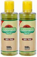Jaborandi Hair Oil 100ml by SBL in Pakistan