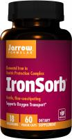 Ironsorb supports Oxygen Transport by Jarrow Formulas - 18mg Veggie Caps, 60 count