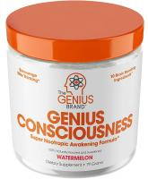 Genius Consciousness - Super Nootropic Brain Booster Supplement - Enhance Focus, Boost Concentration…