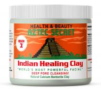 Aztec Secret – Indian Healing Clay 1 lb – Deep Pore Cleansing Facial & Body Mask – The Ori…