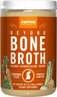 Beyond Bone Broth Powdered Drink Mix Chicken Flavor by Jarrow Formulas - 10.8 Ounce (306 g)