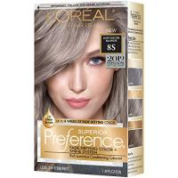 Hair Color Superior Preference Fade-defying Plus Shine Permanent Coloring by L'Oreal Paris - 8s Soft…