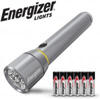 LED Flashlights by Energizer 700-1300 High Lumens, IPX4 Wate…