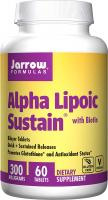 Alpha Lipoic Sustain w/Biotin Tabs by Jarrow Formulas - 60 ct