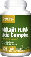 hilajit Fulvic Acid Complex 250 Mg, Supports Energy Production by Jarrow Formulas - 60 Veggie Capsul…