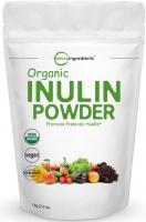 Inulin FOS Powder (From Jerusalem Artichoke) by Micro Ingredients - 1KG (35 Ounce)