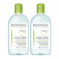 Sébium H2O Purifying Micellar Cleansing Water and Makeup Removing by Bioderma