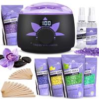 Wax Warmer Hair Removal Kit EASY TO USE Digital Display