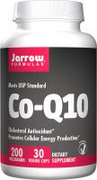 Coq10, Supports Energy Cardiovascular Health by Jarrow Formulas - 200mg, 30 Caps