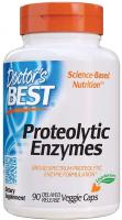 Doctor's Best Proteolytic enzymes Vegetarian, 90 Veggie Caps