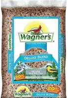 Deluxe Wild Bird Food by Wagner's - 10-Pound Bag