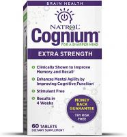 Cognium Extra Strength Tablets Brain Health Keeps Memory Str…