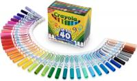Ultra Clean Washable Broad Line Markers by Crayola