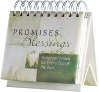 Flip Calendar - Promises and Blessings - 16766 by Dayspring