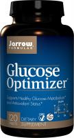 Glucose Optimizer Supports Healthy Glucose Levels and Antioxidant Status by Jarrow Formulas - 120 Ea…