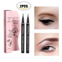 Eyebrow Pen Tattoo Pen Pencil Liner Long Lasting by Shouhengda - Colors Makeup (2 Colors Pack(Light+…