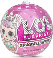 Dolls Sparkle Series A, Multicolor by L.O.L. Surprise