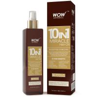 10-in-1 Active Miracle Hair Oil by WOW - No Parabens and Mineral Oils - 200 ml
