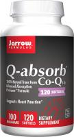 Q-Absorb® Supports Heart Function by Jarrow Formulas - 100 mg, 120 Softgels