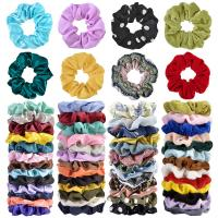 Hair Scrunchies Velvet 52Pcs by Cehomi,Chiffon,Satin Elastic Hair Bands Scrunchi…