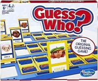 Guess Who Classic Game by Hasbro Gaming