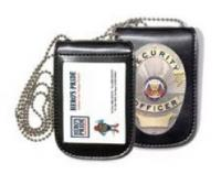 Hero's Pride Universal Magnetic Badge and Id Holder