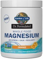 Garden of Life Dr. Formulated Whole Food Magnesium Orange, Chelated, Non-GMO, Vegan, Kosher, Gluten …