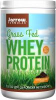 Whey Protein Grass Fed, Sports Nutrition by Jarrow Formulas - Chocolate, 391 g
