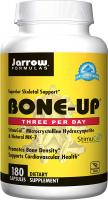 Bone-Up for Bone Density and Cardiovascular Health Capsules by Jarrow Formulas - 180 Count Capsules