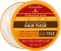 Arvazallia Rejuvenating Hair Mask and Deep Conditioner For Color Treated Hair wi…