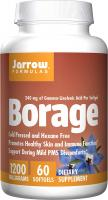 Borage GLA, Supports Beauty and Women's Health by Jarrow Formulas - 1200 mg, 60 Softgels
