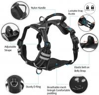 Dog Harness No Pull, Pet Harnesses with