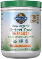 Garden of Life Raw Organic Perfect Food Energizer Juiced Gre…